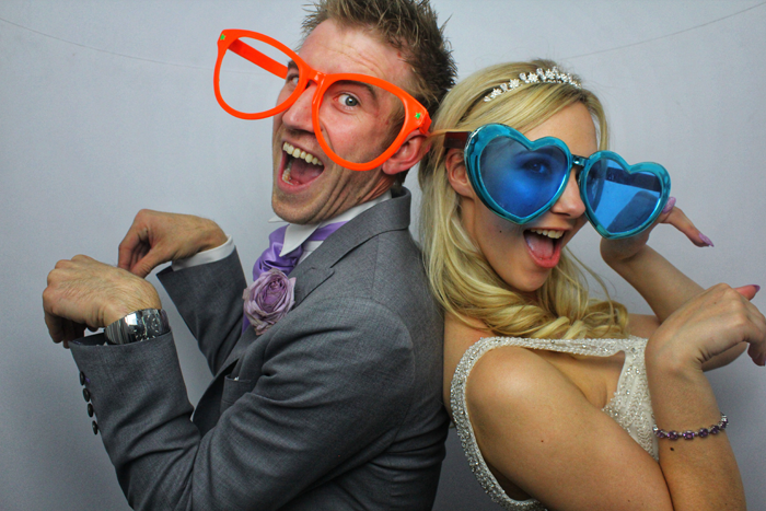 wedding corporate events party and prom photo booth hire