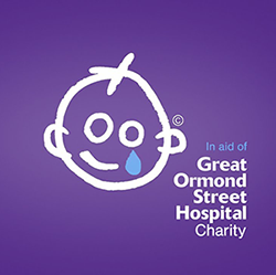 in aid of great ormond street hospital logo